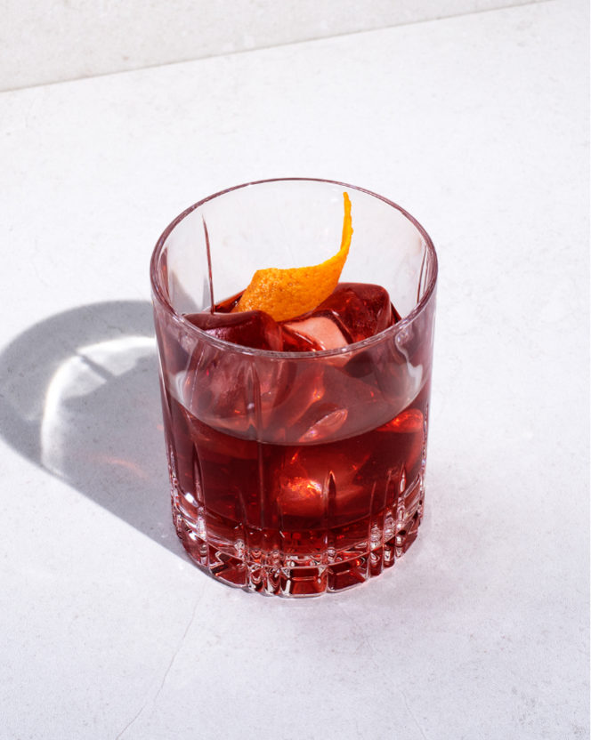 Crafter's Negroni Fiore image
