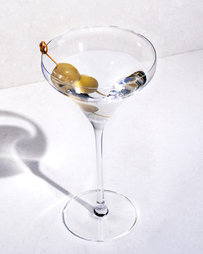 CRAFTER'S DRY MARTINI image